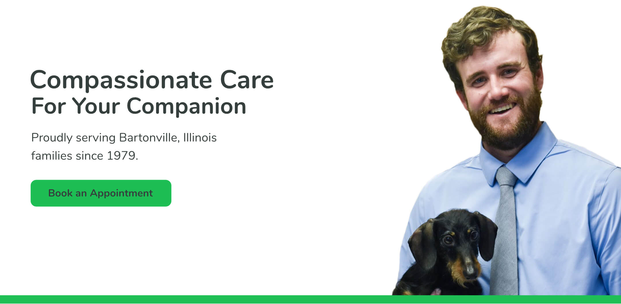 Compassionate Care For Your Companion. Proudly serving Bartonville Illinois families since 1979.